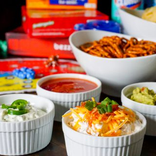 Chip Dip Game Night with Friends