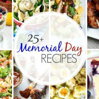 25+ Memorial Day Recipes You'll Want to Make All Summer Long