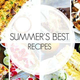 Must Try Summer Recipes