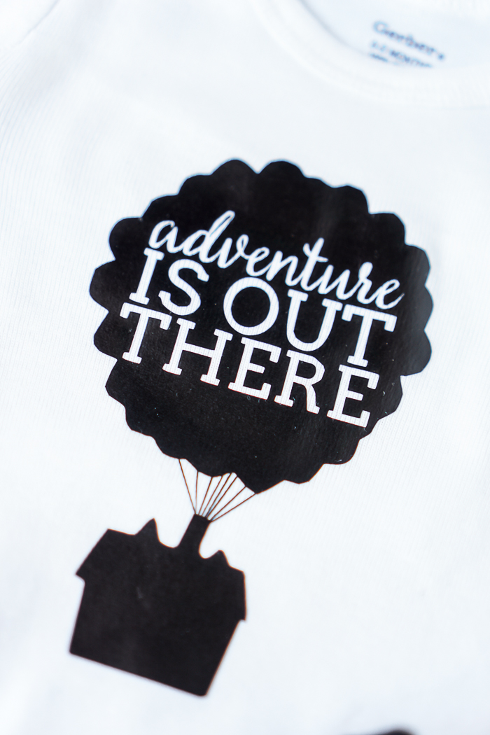 Quot Adventure Is Out There Quot Coming Home Baby Outfit The