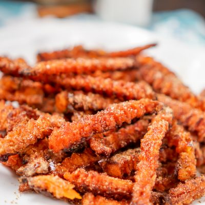 Unbelievably Good Dessert Sweet Potato Fries