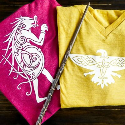 Harry Potter: Ilvermorny House Shirts