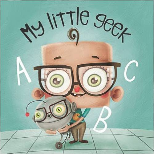 The Ultimate List of Nerdy Baby Books - From Star Wars and Superheroes to Code Monkeys and Classic Book Lovers, there is something for every nerd!   The Love Nerds