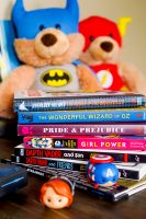 The Ultimate List of Nerdy Baby Books