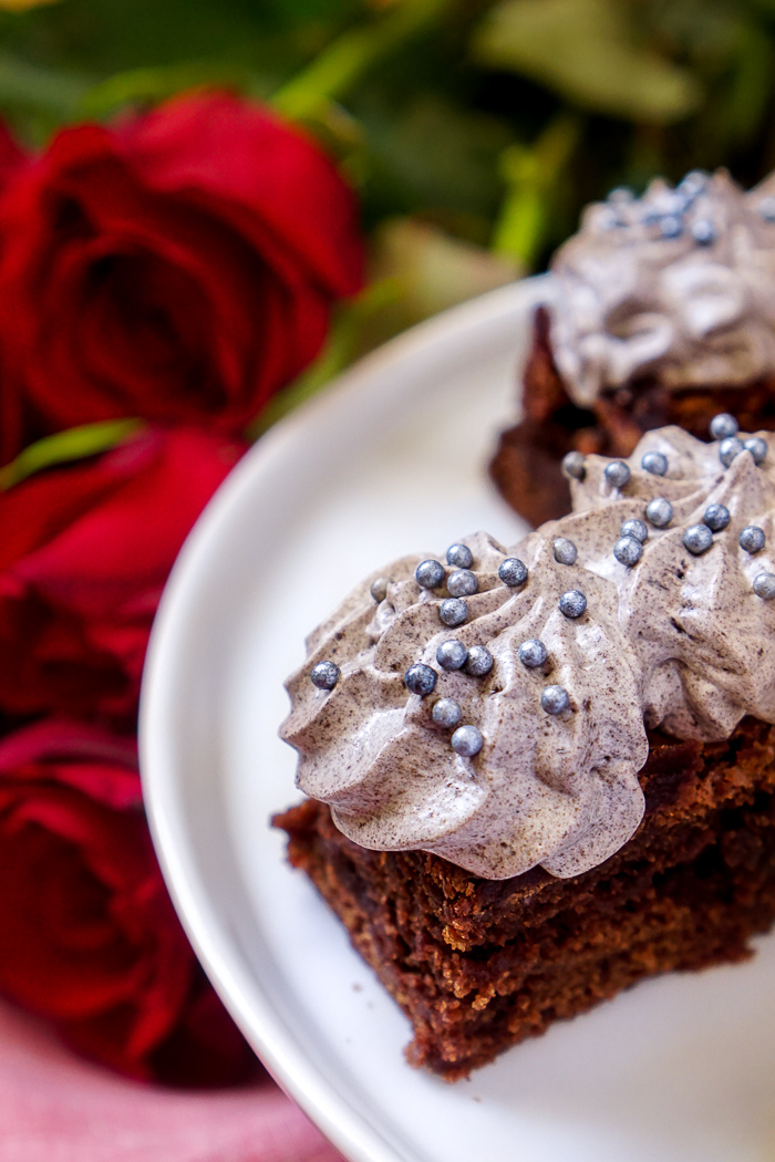 Be Our Guest Grey Stuff Recipe - Celebrate your love of Belle, the Beast, Chip and all their friends in Beauty and the Beast with this Disney World Copycat Recipe for Delicious Grey Stuff Dessert! | The Love Nerds