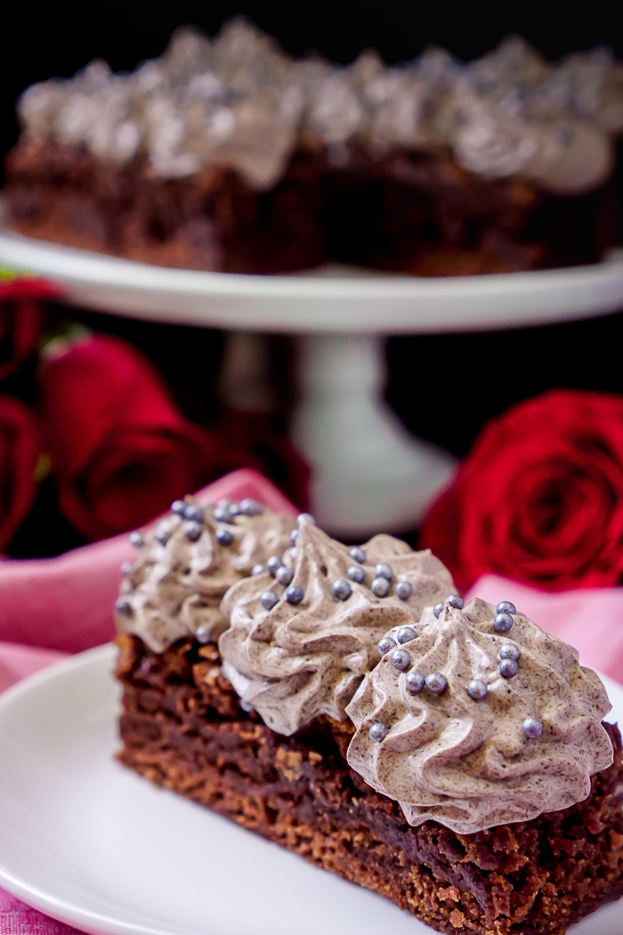 Be Our Guest Grey Stuff Recipe - Celebrate your love of Belle, the Beast, Chip and all their friends in Beauty and the Beast with this Disney World Copycat Recipe for Delicious Grey Stuff Dessert!   The Love Nerds