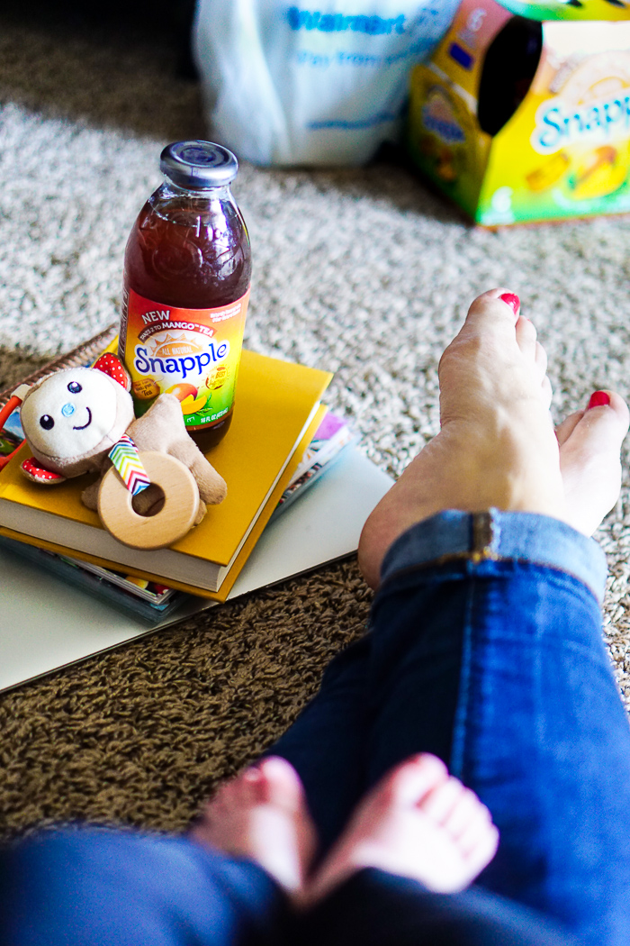 I've always struggled with afternoon slumps, and that struggle has only gotten harder since becoming a mom. Accidental naps are not uncommon, but I'm fighting back with an Afternoon Reset! Three easy steps and 15 minutes can help you stay energized for your entire day! | The Love Nerds AD #Takes2ToMangoTea #Walmart