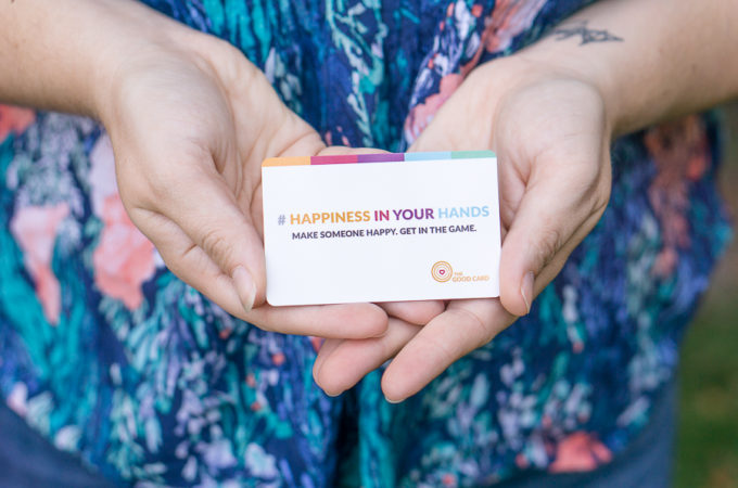 The Good Cards - Play a Game that Can Actually Make the World Better! | The Love Nerds #ad #HappinessInYourHands