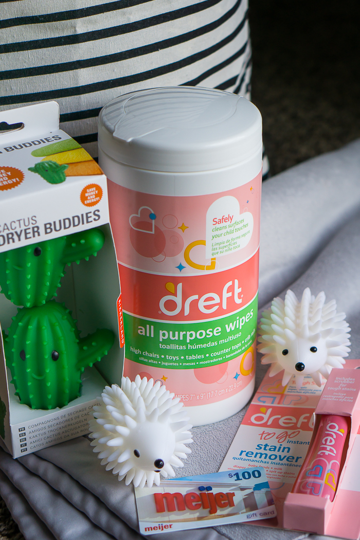 Because the Baby Messes Keep Getting Messier...And That's a Good Thing! Come see what I keep on hand to prevent the messes I can and fight the ones I can't! | The Love Nerds #MomLife #DutyCallsAtMeijer #ad