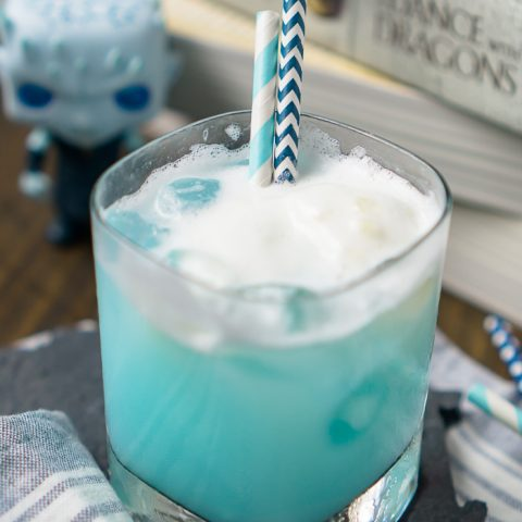 Ice Dragon Cocktail