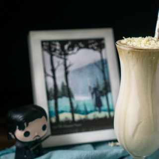 The White Walker: A Frozen White Russian Milkshake Recipe