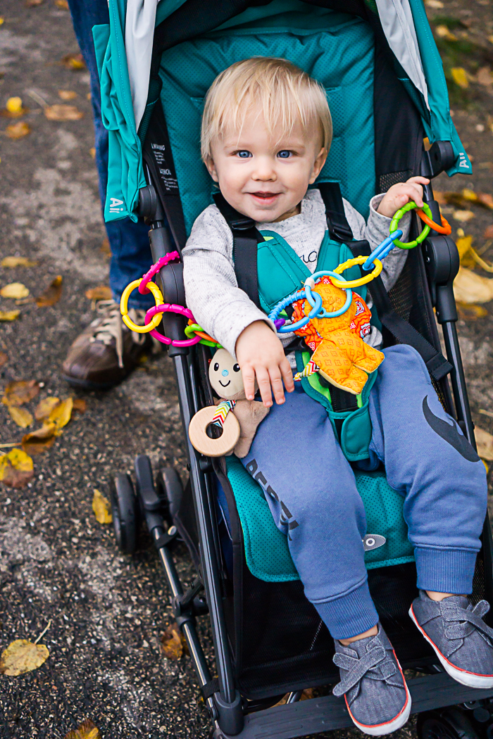 Best Compact Stroller for Toddler Outings