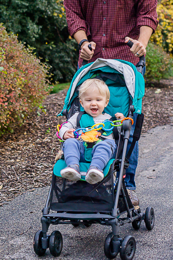 Oxo Tot Air Stroller for Outings with your Toddler