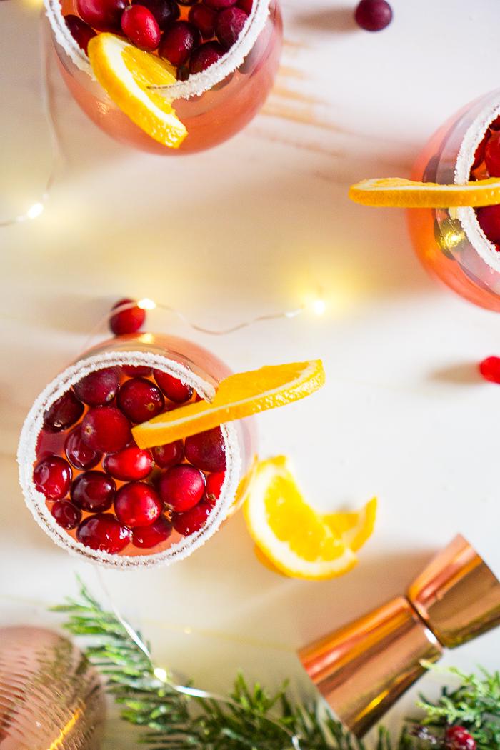 Citrus Margarita Recipe for Your Holiday Parties