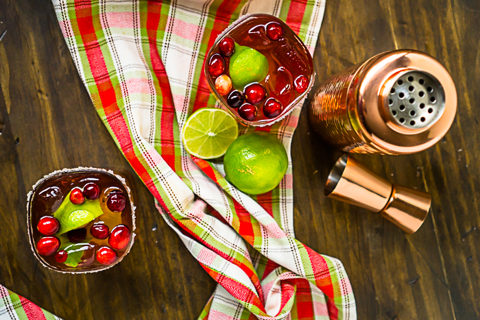 Cranberry Margarita Recipe is perfect for the holidays as a delicious cranberry recipe