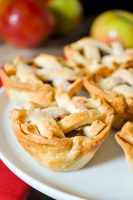 Mini Apple Pies - Individual Dessert Ideas for the Holiday