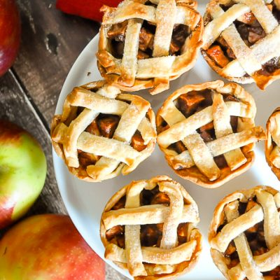 Mini Apple Pies – Perfect Holiday Dessert!