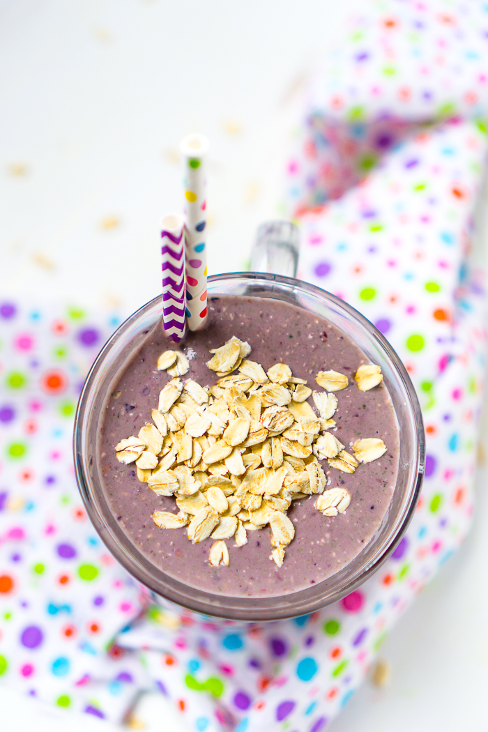 Berry Smoothie with Ginger and other super foods make this a great smoothie for pregnancy.