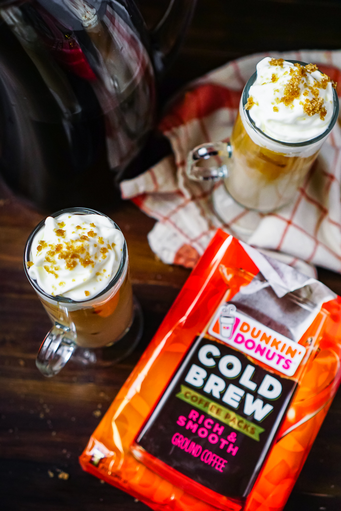Irish Cream Cold Brewed Recipe   Enjoy a Tasty Glass of Easy Cold Brew Coffee.