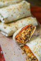 Pizza Burrito Recipe - Baked Burritos everyone will love!
