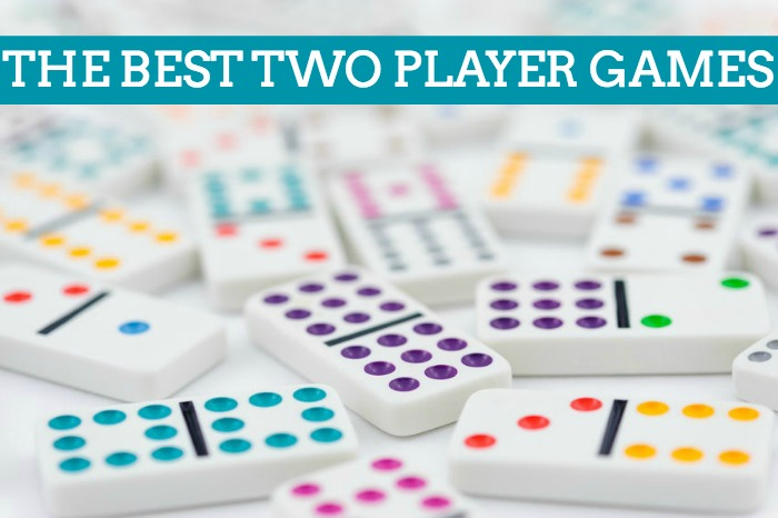 The Best 2 Player Games for Couples - Make your next at home date a game night date with one of the best couples board games or card games on this list! Competitive and cooperative 2 player games included. | The Love Nerds #coupleboardgames #2playersboardgames #deckbuildinggames