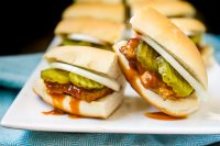 You can now enjoy a take on the McRib sandwich year round with this copycat recipe inspired by the rare seasonal sandwich! This copycat recipe is a quick, easy dinner idea that can be requires almost no prep work, making it the perfect time to get organized for 2018 or play a game with the kids!