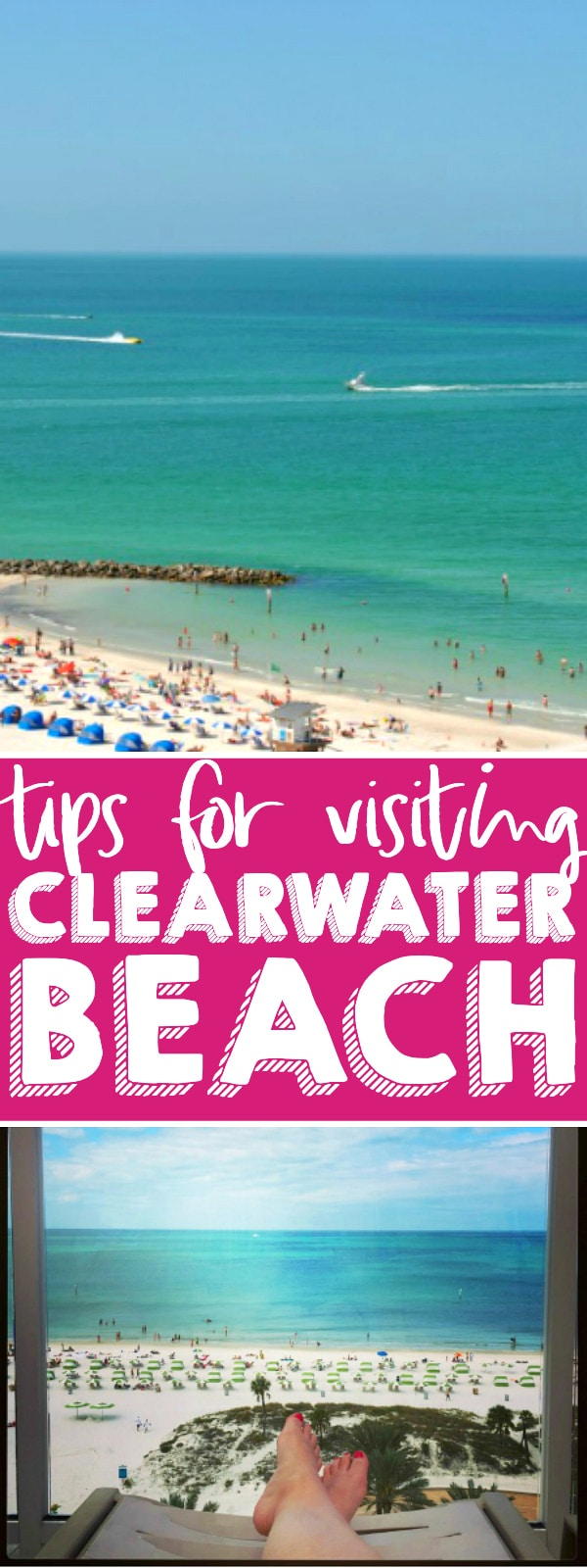 Tips for Visiting Clearwater Beach, Florida - Sun, sandy beaches, and fabulous views, it's a great Florida destination! I'm sharing great Clearwater Beach restaurants and attractions. Plus, our favorite Clearwater Beach hotel! | The Love Nerds #familytravel #beachvacation #unitedstatesbeachtrip