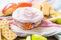 Strawberry Cool Whip Fruit Dip