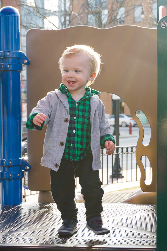 I've found the best toddler shoes for our little Liam! They are sturdy, reliable, and comfortable while still being stylish. Plus, we have pairs that have made it through multiple kids in great shape!