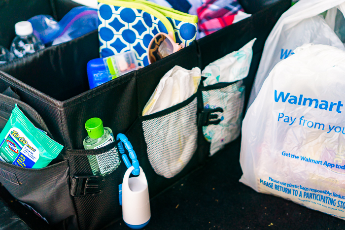 So make sure to head into Walmart soon to get stocked up on your must have items for a summer on the move and please let me know if there is anything else that I should add to the list! I'm always interested to hear what your summer and car essentials are!
