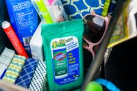get together all your summer essentials and be prepared with a full trunk organizer