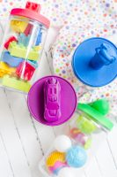 Fun DIY Playroom Storage Containers
