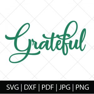 FALL SVG BUNDLE - GRATEFUL