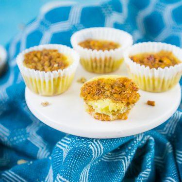 Mini Pecan Pie Cheesecakes