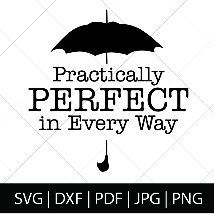 mary poppins svg bundle