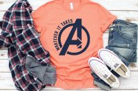 Make your own Avengers shirts or gifts with this Avengers SVG Bundle - We are our Marvel heroes, so we're celebrating the newest movie with these Avengers cut files! Perfect for making Avengers shirts, mugs, gifts and more! | THE LOVE NERDS
