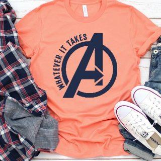Avengers Endgame SVG Bundle