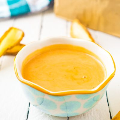 Sweet and Spicy Fry Sauce