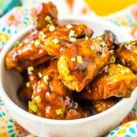Honey BBQ Chicken Wings Sauce