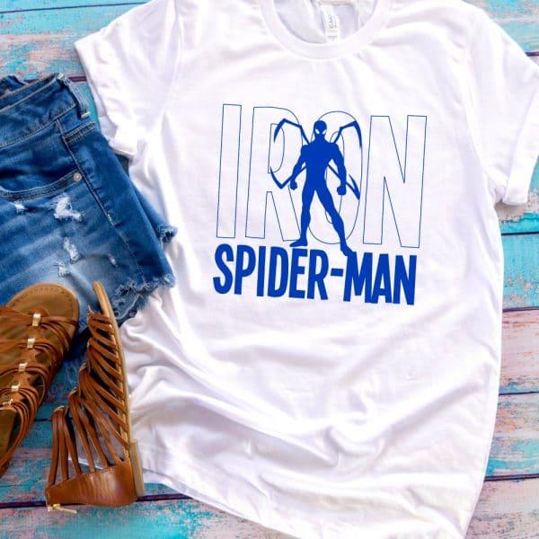 Iron Spider-Man - Spider-Man SVG Bundle