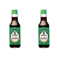 Kikkoman Light Soy Sauce, 10 Ounce (Pack of 2)