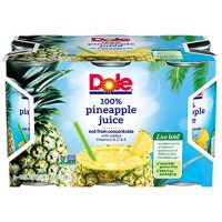 DOLE 100% Pineapple Juice
