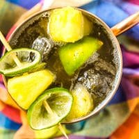 Tropical Pineapple Moscow Mule Recipe