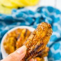Pineapple Teriyaki Chicken Wings Sauce