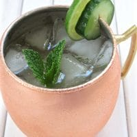 Jalapeno Mint Moscow Mule