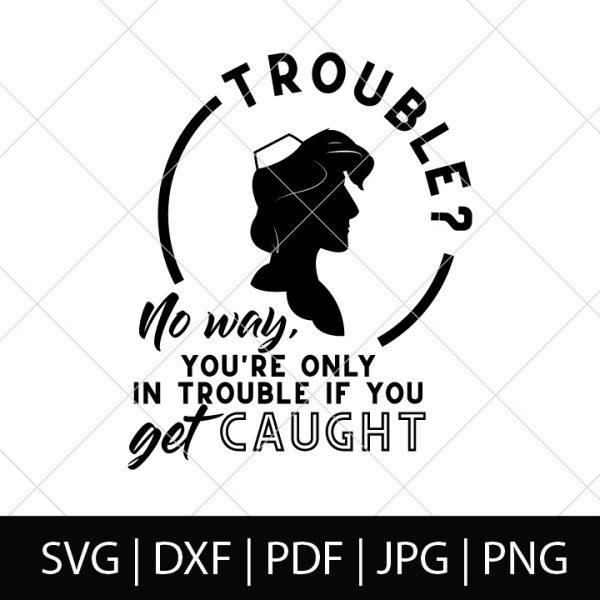 Aladdin Trouble? - Aladdin SVG Bundle