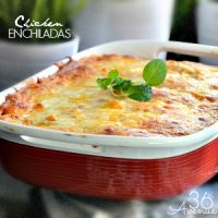 Chicken Enchiladas Casserole Recipe