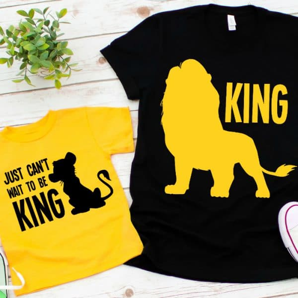 Lion King SVG Files