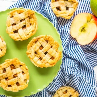 Easy Mini Apple Pies