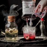 A Bloody Good Gin and Tonic - Vintage Kitty